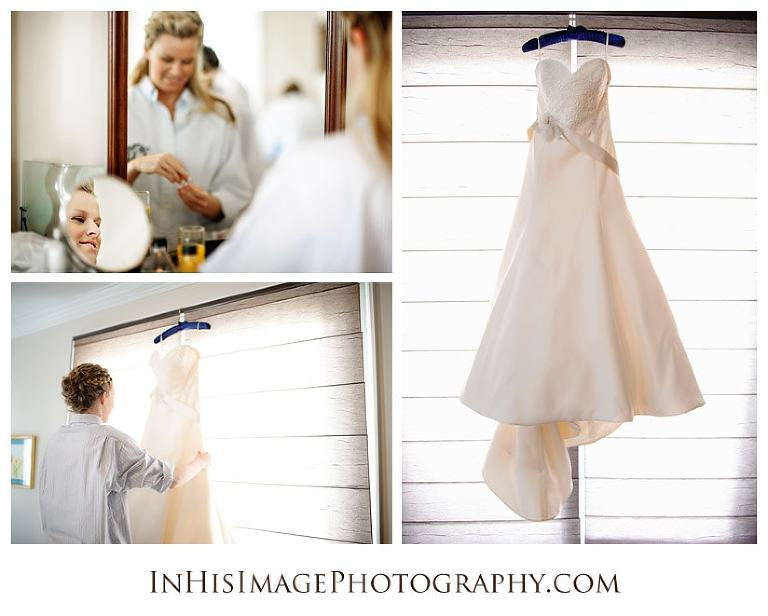 Carolina Beach Wedding Pictures