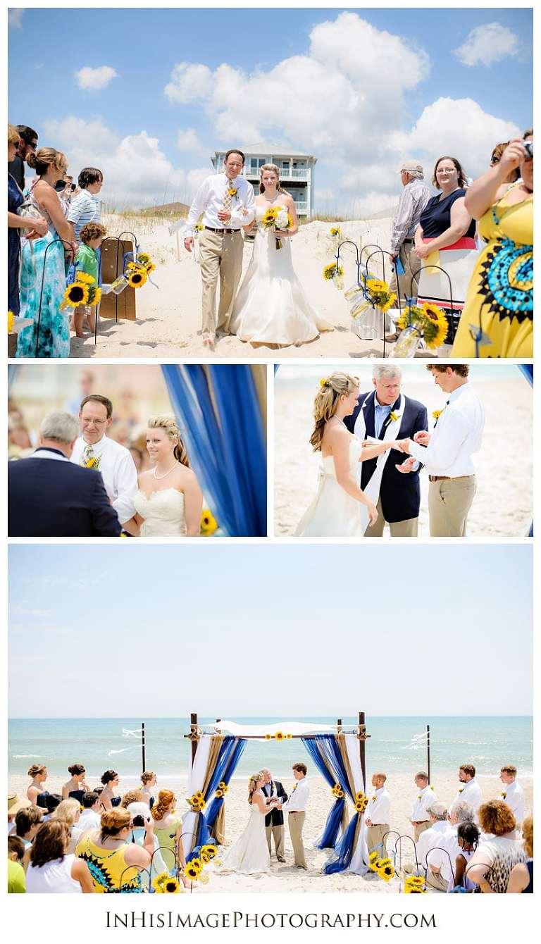 Carolina Beach Wedding Photographers