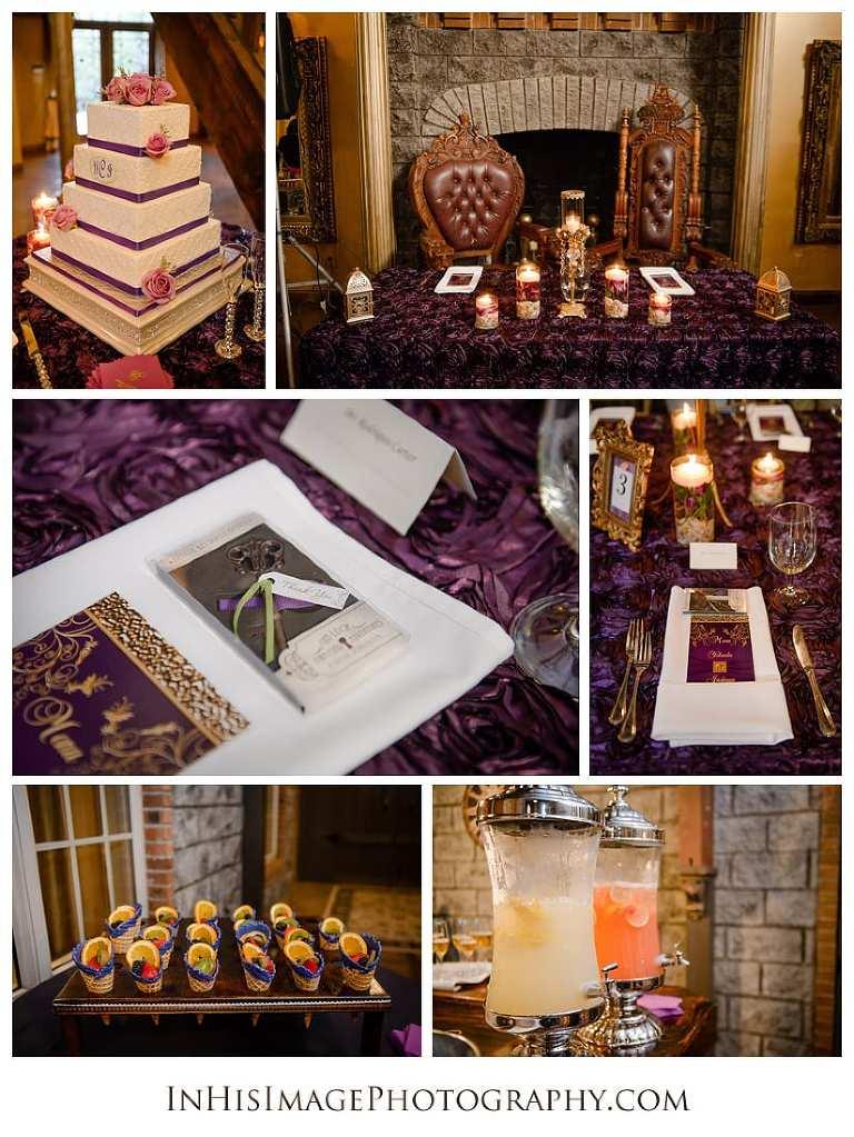 Barclay Villa Wedding