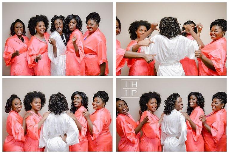 United Metropolitan Missionary Wedding Prep Photos