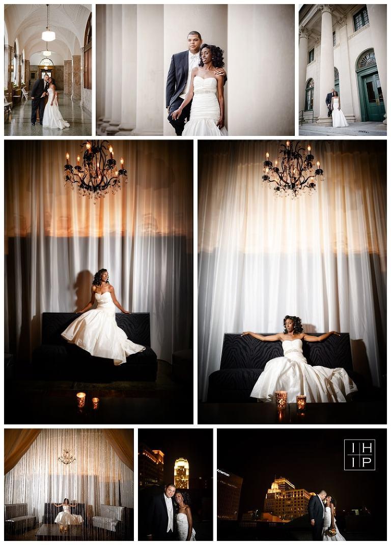 Millennium Center Wedding Photographers