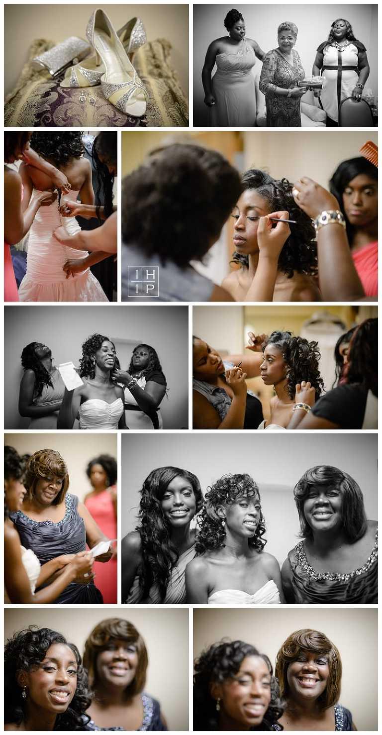 United Metropolitan Missionary Wedding Photographer