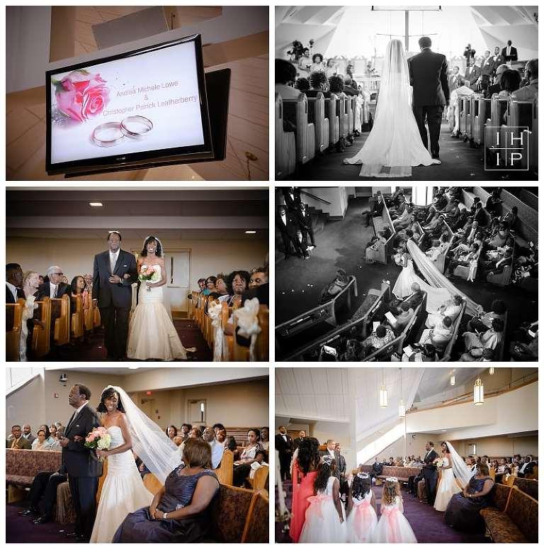 United Metropolitan Missionary Wedding Winston Salem