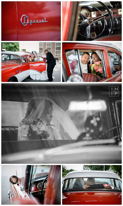 United Metropolitan Missionary Winston Salem Wedding Photographers