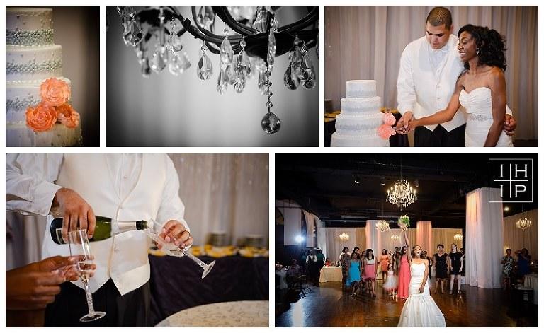 Millennium Center Wedding Reception