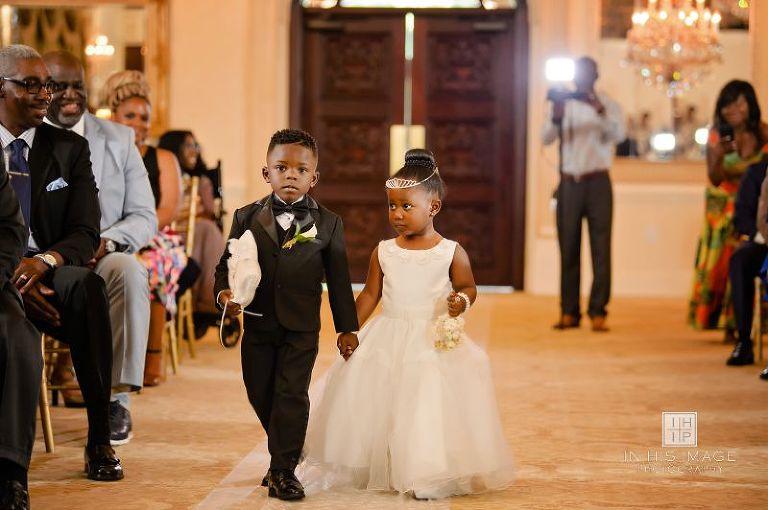 Congolese Wedding Dress