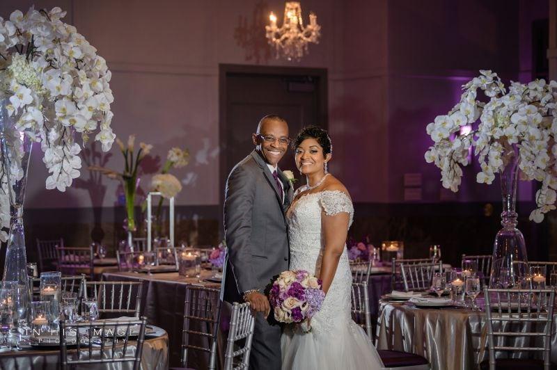 Noah's Event Venue Morrisville Wedding