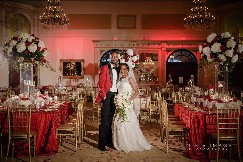 Grand Marquise Ballroom Preferred Wedding Photographer