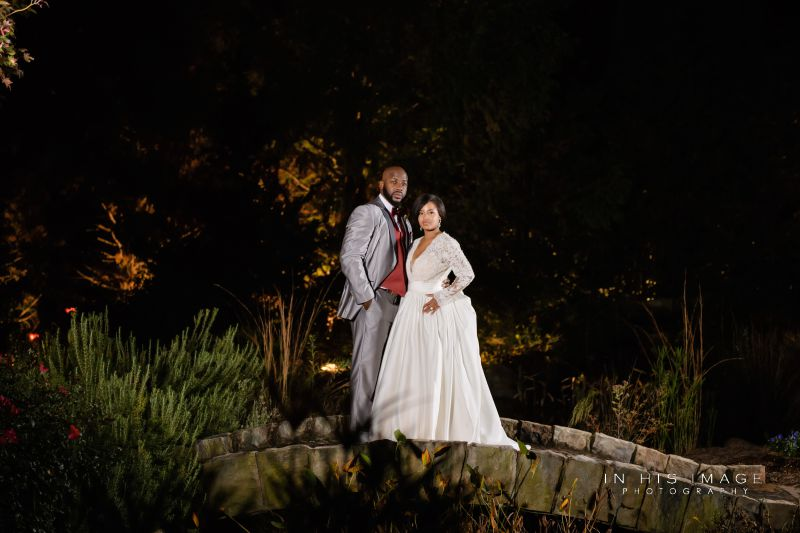 Hall and Gardens at Landmark Wedding Photographer