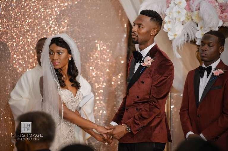 Essence Magazine Bridal Bliss