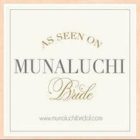 As Seen on Munaluchi Bride