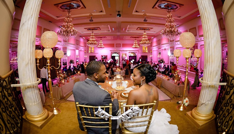 Grand Marquise Ballroom wedding photo